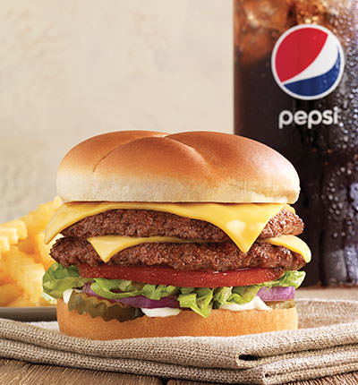 Culver's ButterBurger Deluxe