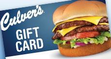 Culver&#39;s Gift Card