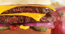 Culver&#39;s Cheddar ButterBurger
