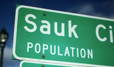 Sauk City, Wisconsin