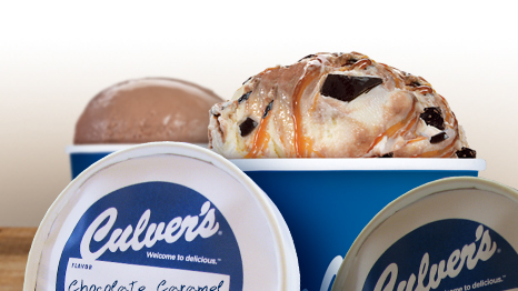 Culver's Fresh Frozen Custard To Go