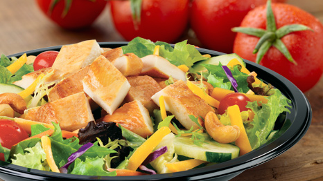 Culver&#39;s Chicken Cashew Salad
