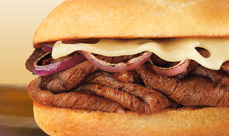 Culver&#39;s Shaved Prime Rib Sandwich