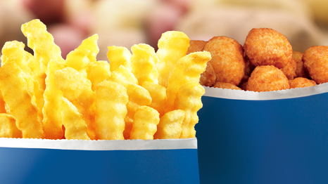 Culver&#39;s Crinkle Cut Fries