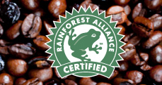 Rainforest Alliance Certified Coffee