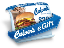 Culver's eGifts