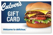 Culver's Gift Card
