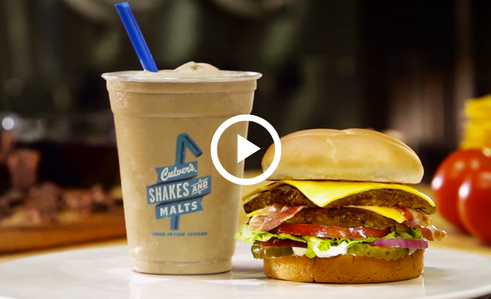 Culver's Signature Combination