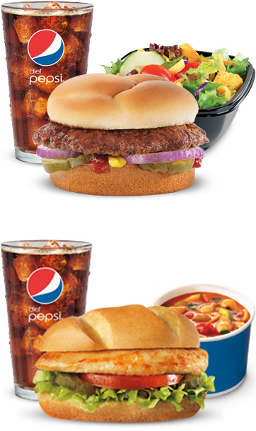 Culver's Mindful Choices Meals