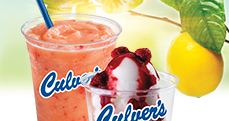 Culver's Lemon Ice