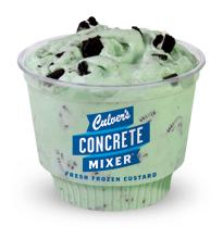 Culver's Concrete Mixers