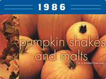 Pumpkin Fresh Frozen Custard