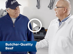 Butcher-Quality Beef TV